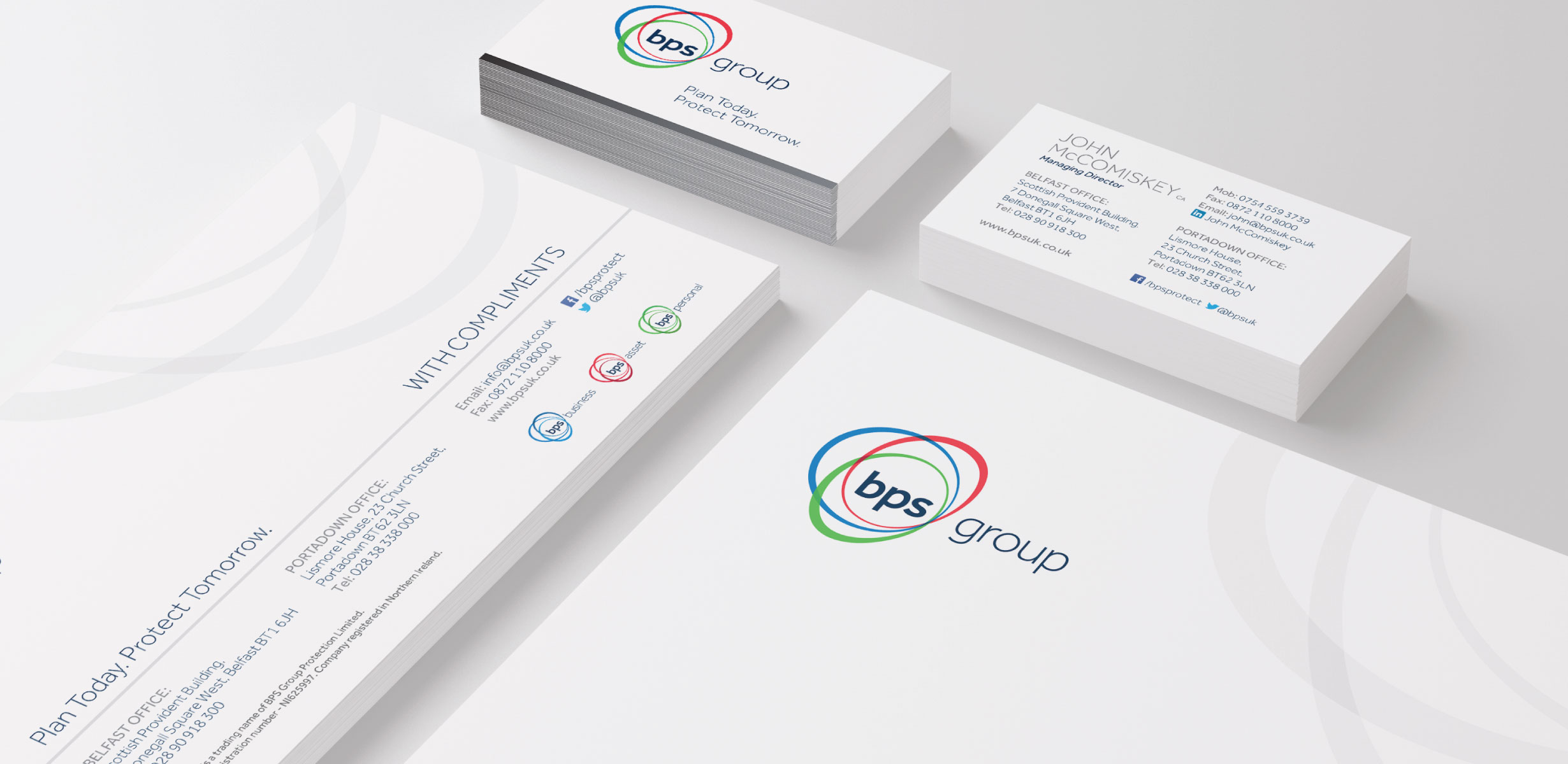 BPS Group Stationary